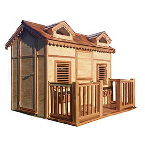 Little Cedar Cottage 4 x 8 from $799 and up