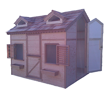 Taller version playhouse