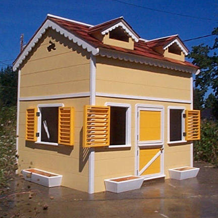 Yellow Playhouse
